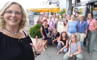 Frauengruppe Hühnerstall feiert ihr 15-jähriges Bestehen
