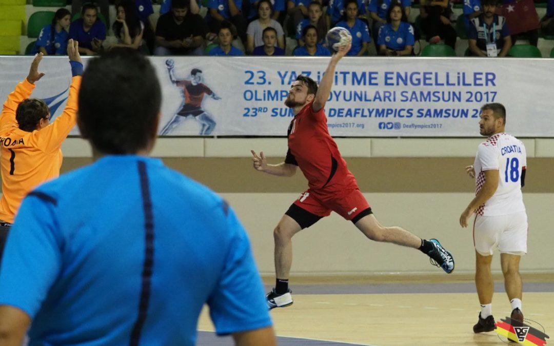 Die 23. Summer Deaflympics in Samsun ist vorbei