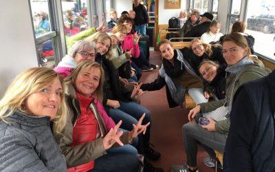 Hühnerstall-Ausflug nach Borkum vom 15.-17.9.1017