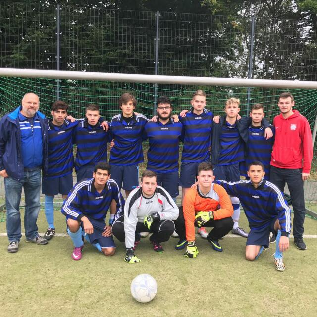 Deutsche Kleinfeld Meisterschaften im Jugendfussball in Hamburg 2017