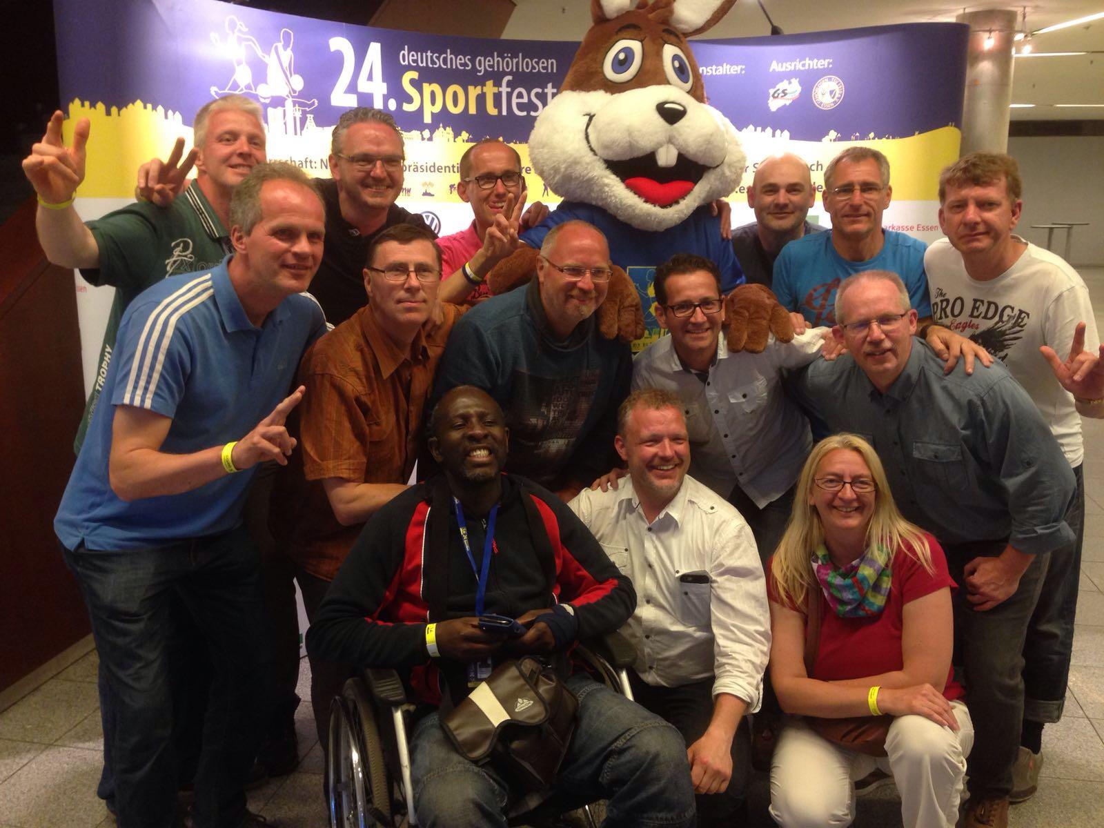 DG-Sportfest 2016 in Essen -Fussball-