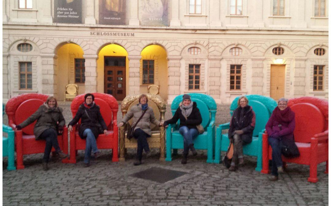 Kegeltour Weimar / Erfurt  03.12. – 04.12.2016