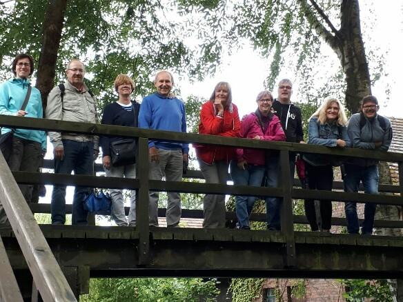 Kegeltour nach Spreewald