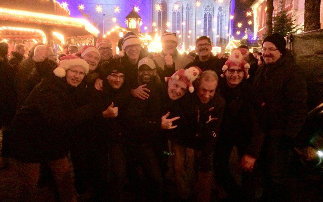 Weihnachtsmarkt in Soest – 2.12.2017