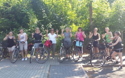 Hühnerstall-Radtour von Vlotho nach Minden und zurück