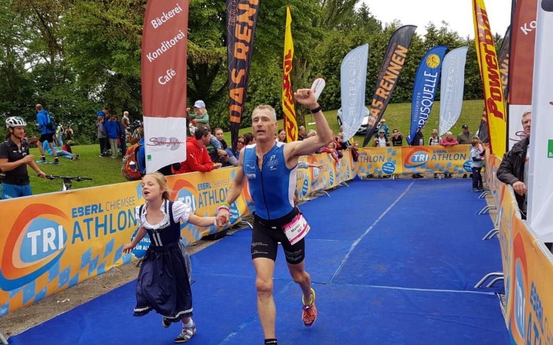 Martin Koppe neuer Deutscher Meister der Senioren im Triathlon!