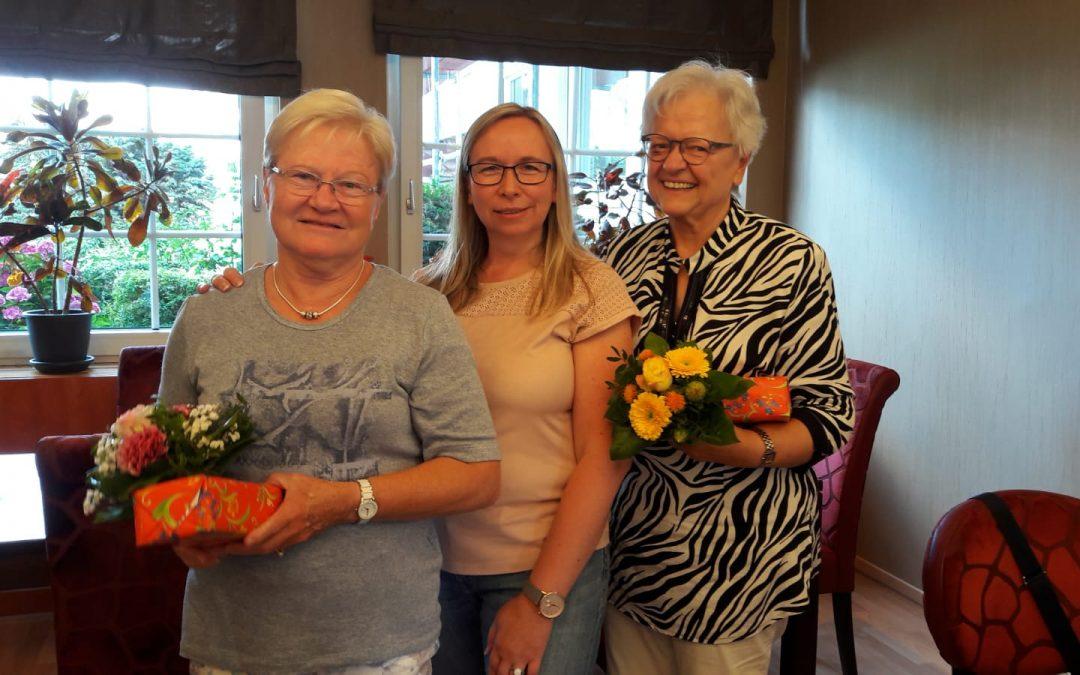 Geburtstagsjubiläum von 75 und 80 Jahren
