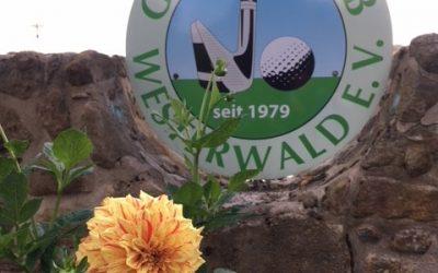 Vereinsrekord bei den 12. DM-Golf GC Westerwald gebrochen