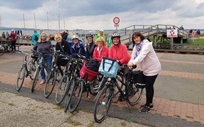 Radtour um das Steinhuder Meer