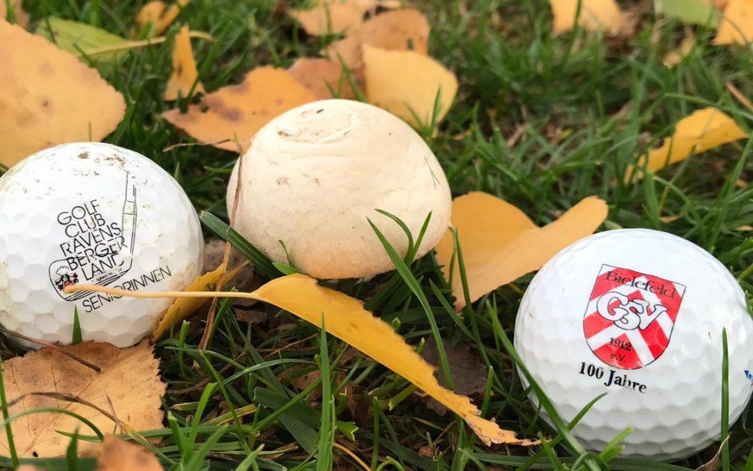 Golfabteilung feiert Saisonabschluss