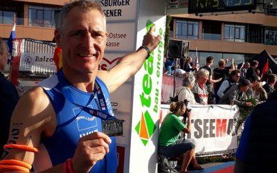 "Martin Koppe ist jetzt ""Ironman"""