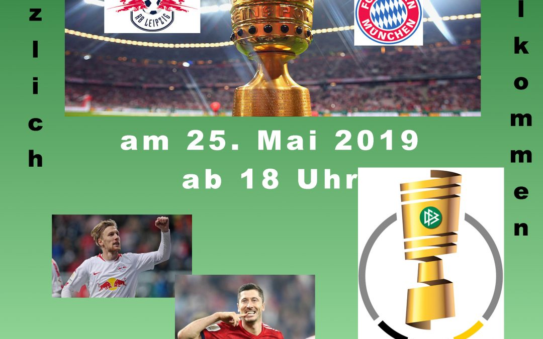 Kicktipp-Party am 25.05.19