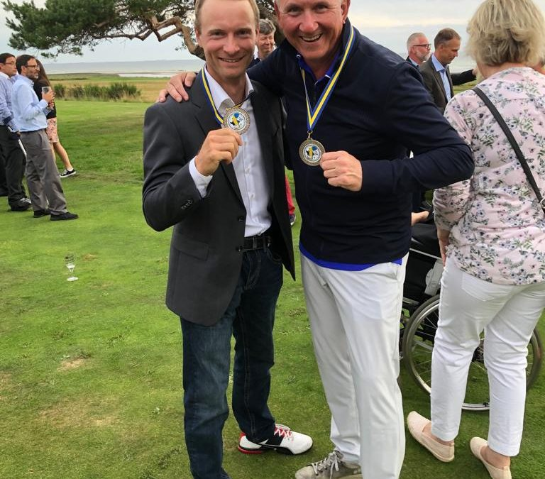 EM Golf in Schweden