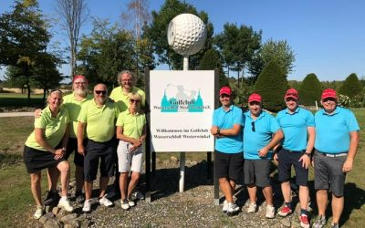 13. NRW Golf Meisterschaft in Ascheberg