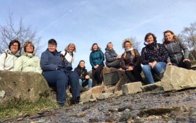 Hühnerstall-Fahrt zur Sauerländer Hütte 2019