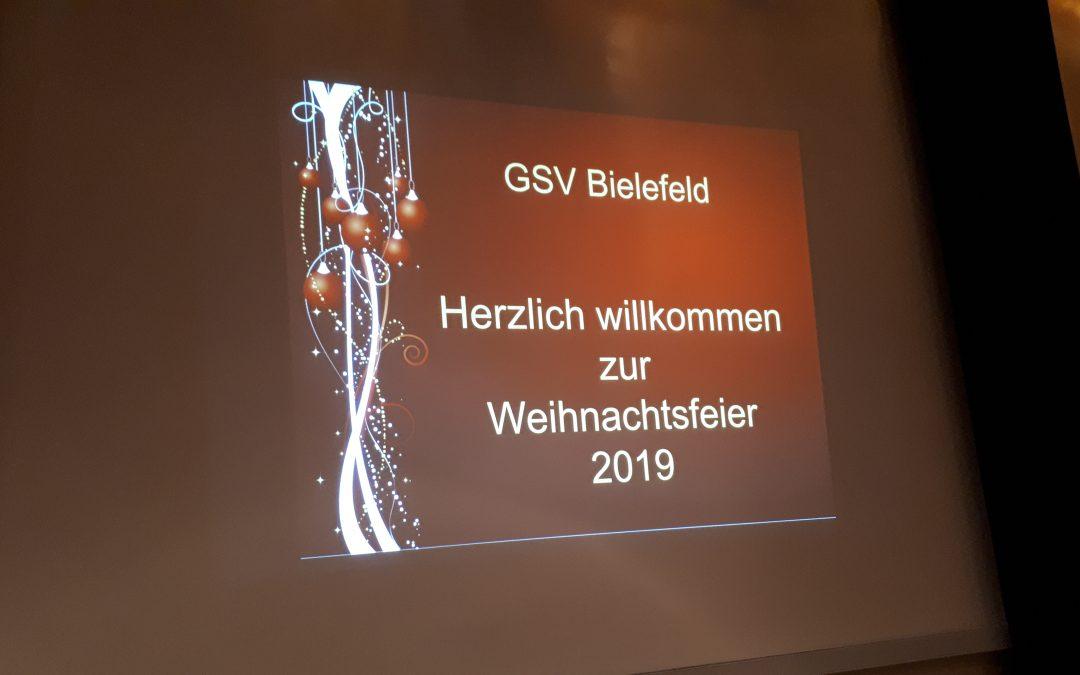 GSV- Weihnachtsfeier