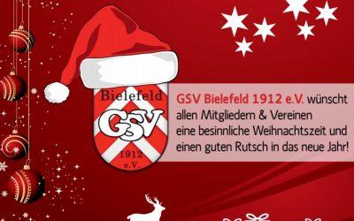 Weihnachtsgrüße vom Vorstand