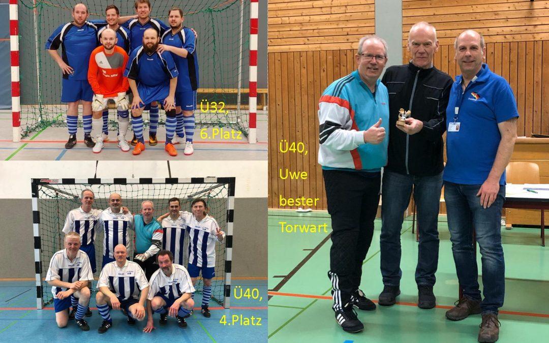 Bericht der DM im Futsal vom 22.02.2020 in Bielefeld