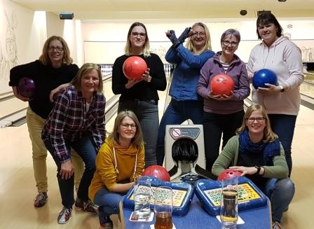 Bowling am 26. Februar 2020