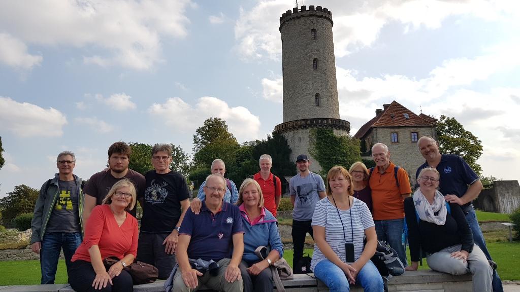 Wanderung am 12.September 2020 durch den Teutoburger Wald