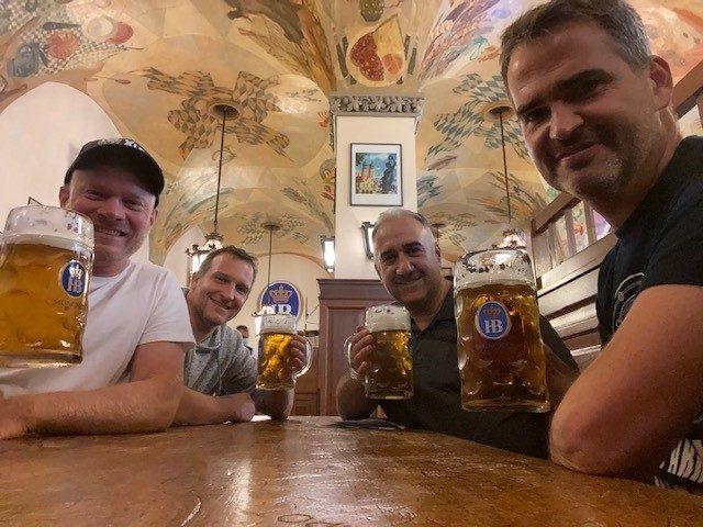 15. Deafgolf Cup beim traumhaften Wetter in Aschheim, Bayern